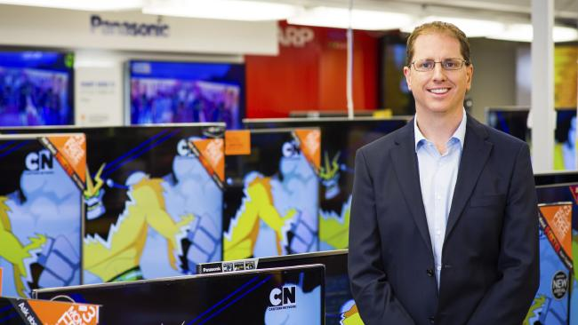 Richard Murray CEO JB Hi Fi