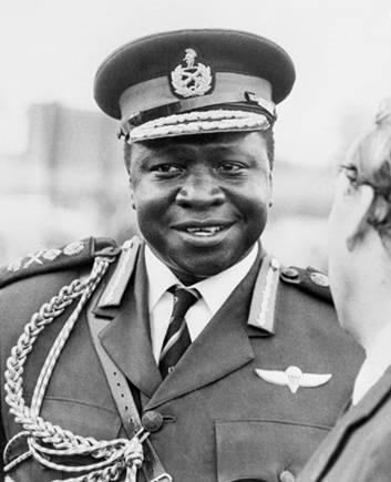 Idi Amin President of Uganda